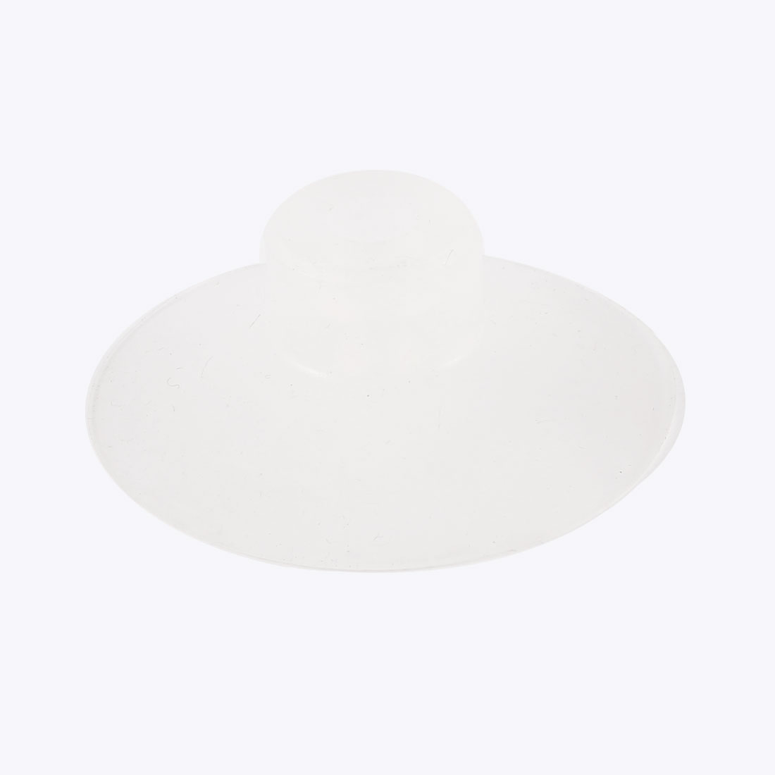 50mm x 14mm Silicone Ozone Resistance Vacuum Equipment Suction Cup Sucker