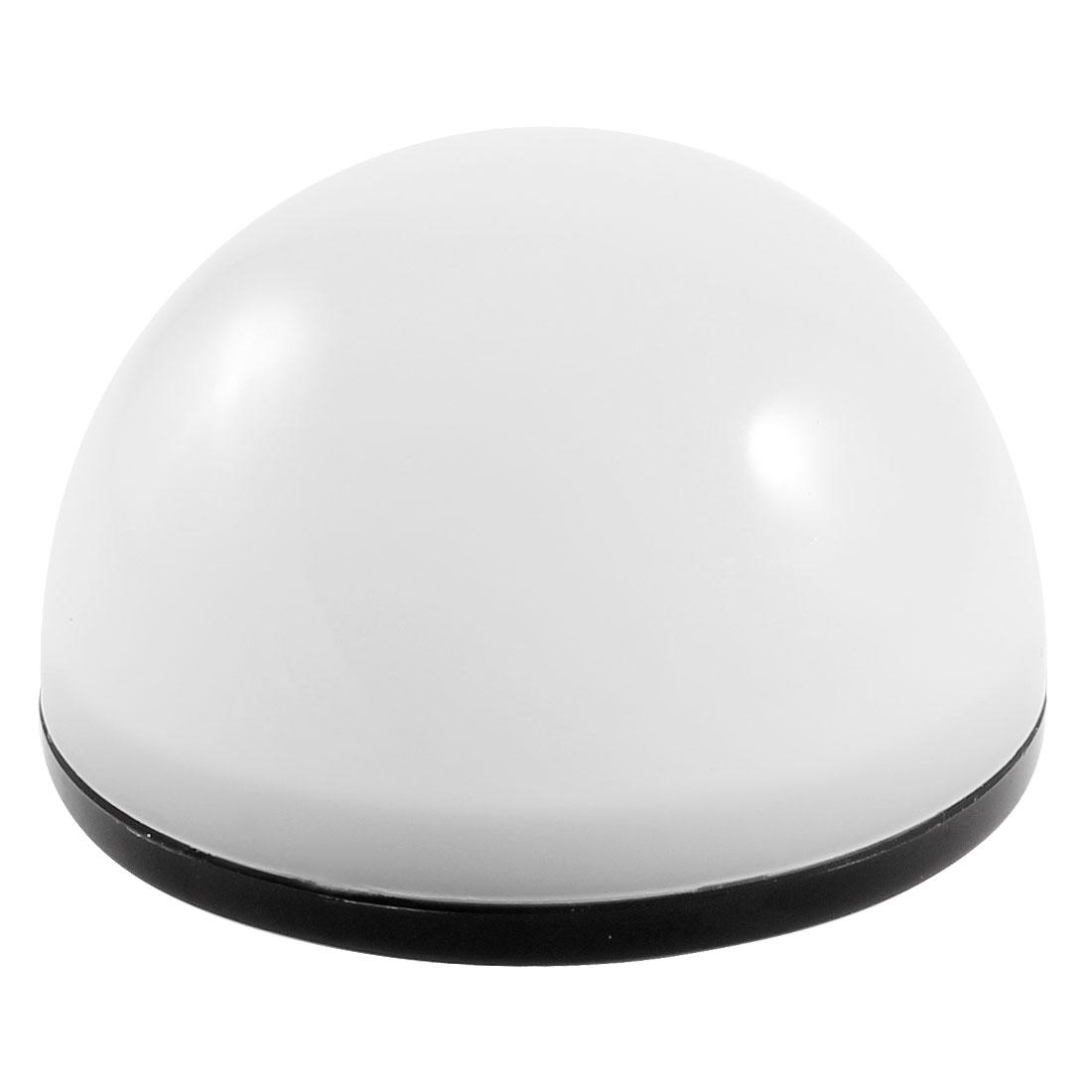55mm Diameter Handy Computer Laptop White Light USB 2.0 Port LED Lamp