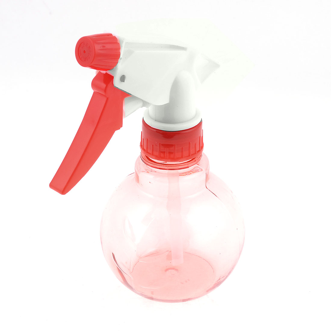 Red White Spray Nozzle Triggered Water Bottle Makeup Tool 200ml