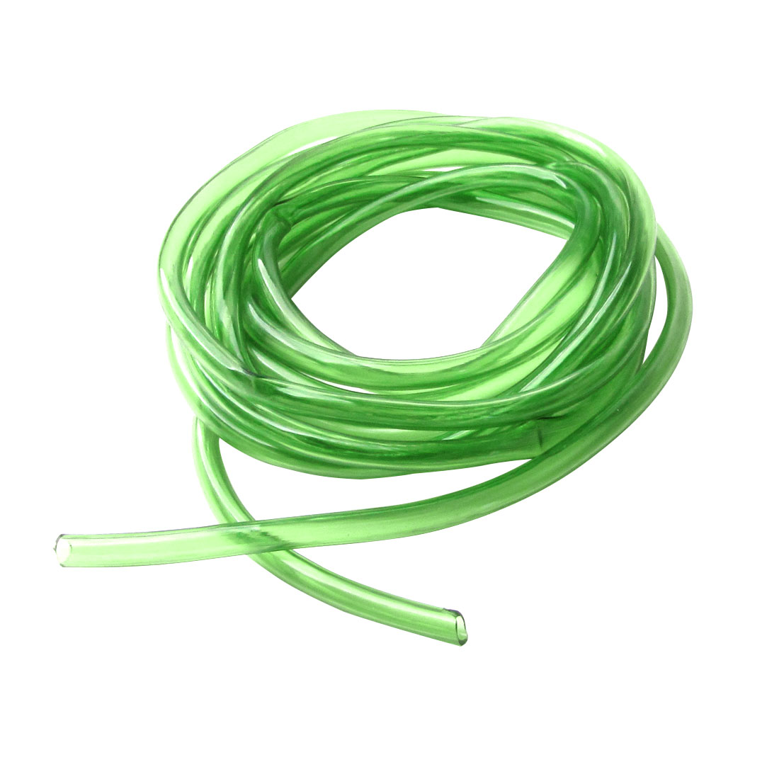 Fish Tank 2.5M Long Clear Green Soft Plastic Oxygen Balance Hose Pipe Tube