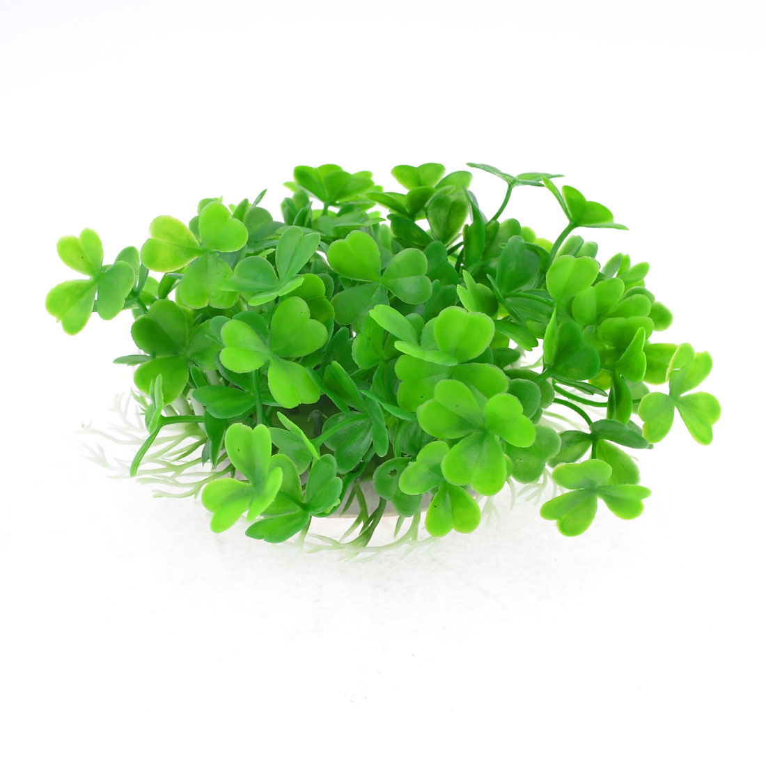 "Aquarium 2.4"" Height Green Emulational Plant Grass Ornament"