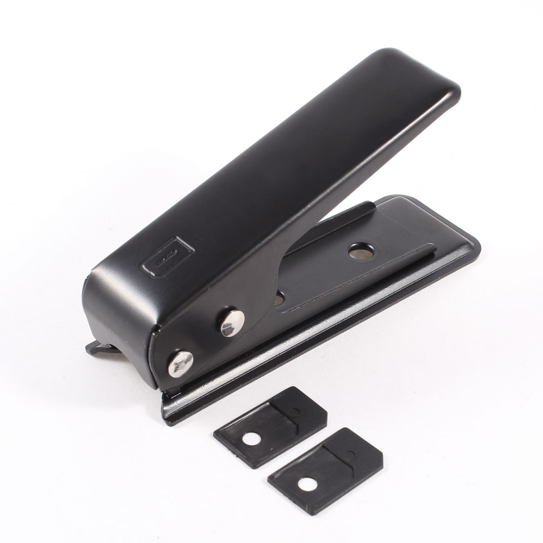 Black Standard SIM to Micro SIM Card Cutter