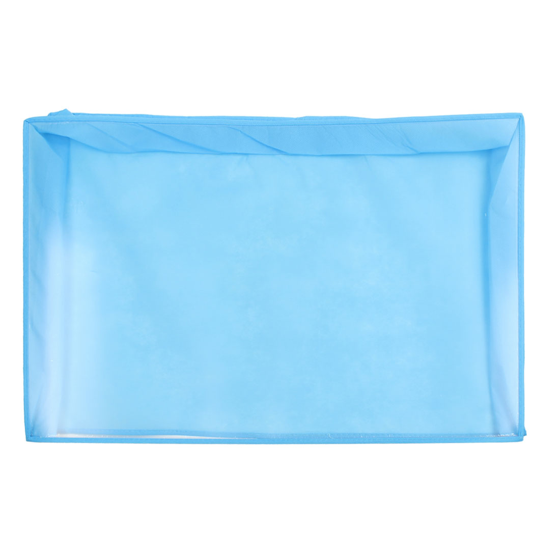 "Desktop PC Blue Dust Cover Protector for 24"" LCD Widescreen Monitor"