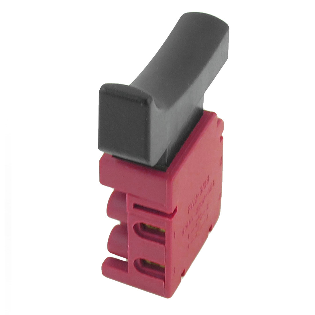 DPST 2NO 250V 6A 5E4 Momentary Trigger Switch for Electric Hammer