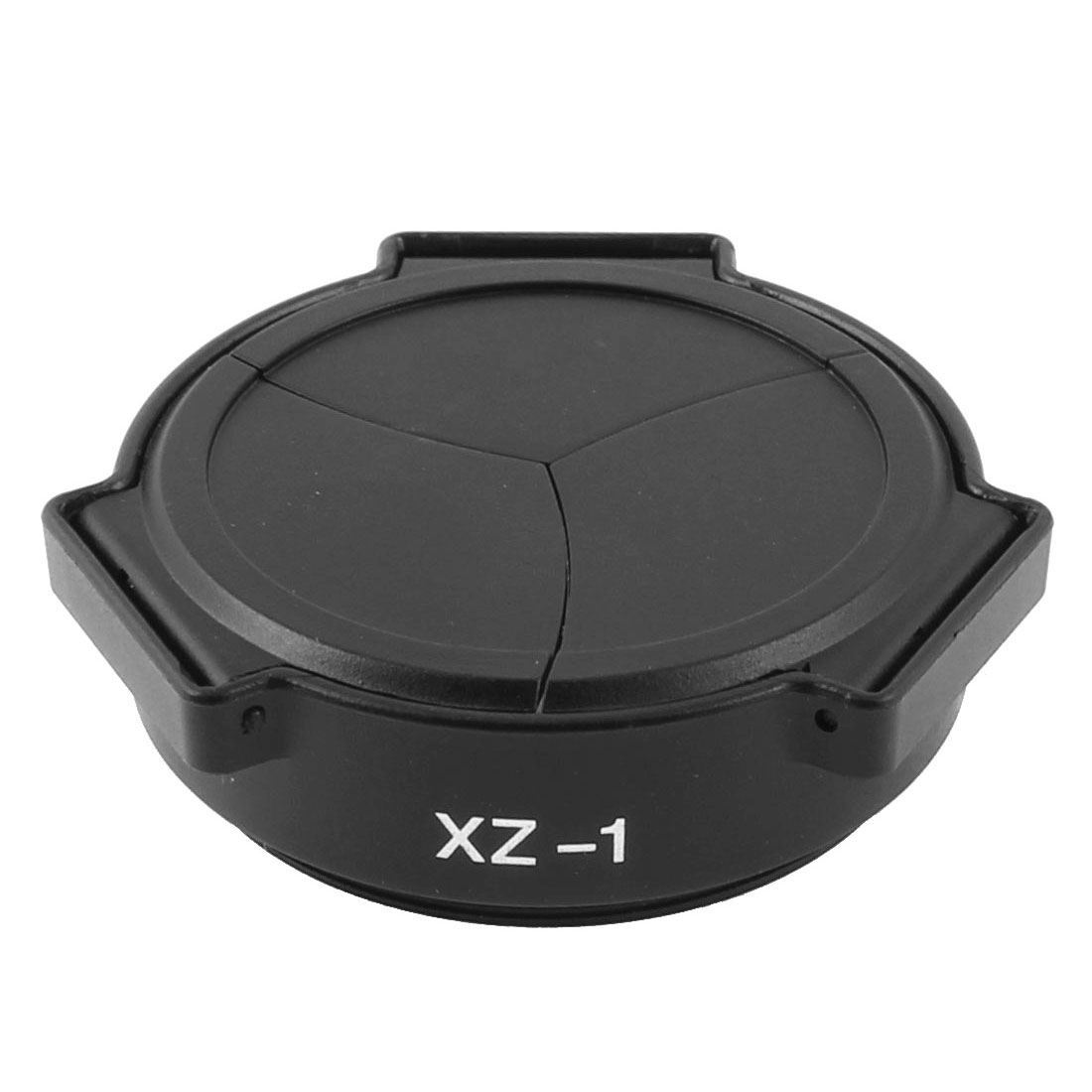 Camera Self-Retaining Auto Lens Cap Cover Black for Olympus XZ-1 XZ1 DC