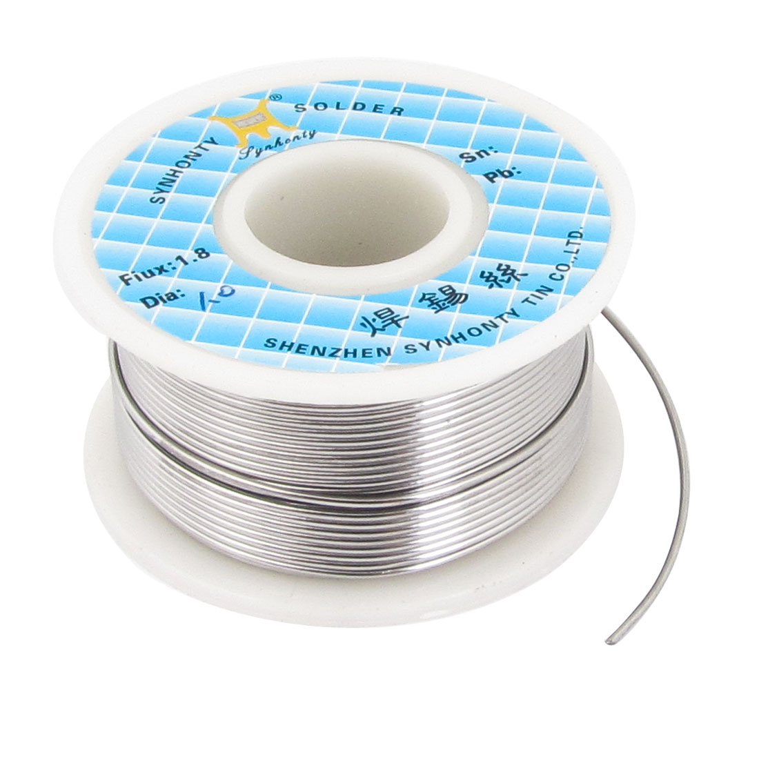 1.0mm 100g 63/37 Rosin Core Flux Tin Lead Roll Soldering Solder Wire Spool