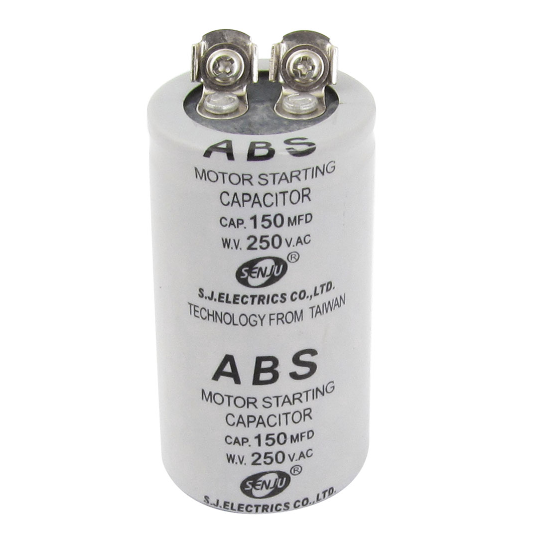 AC 250V 150UF 150MFD Air Conditioners Motor Start Capacitor