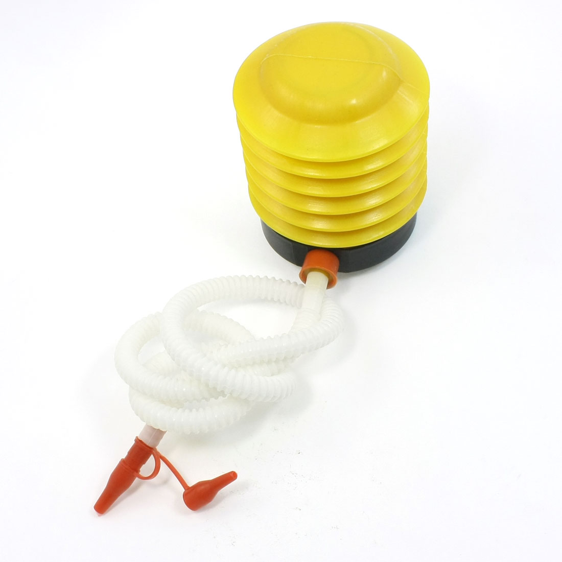 Multicolor Plastic Hand Foot Bellow Pump Inflator for Air Toys