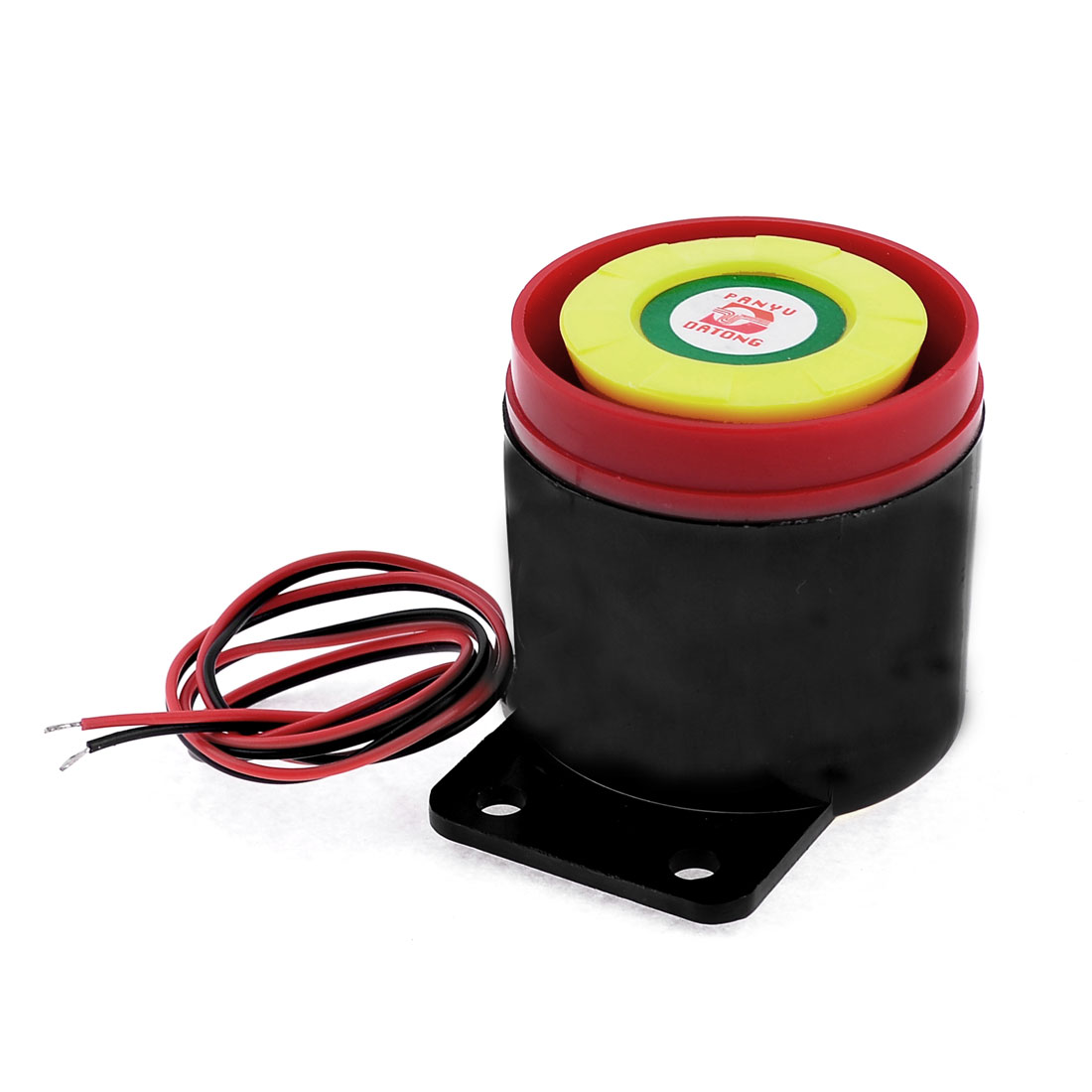 DC 3-24V 110DB Mini Piezo Home Safety Alarm Siren Alert w Self Adhesive Bottom
