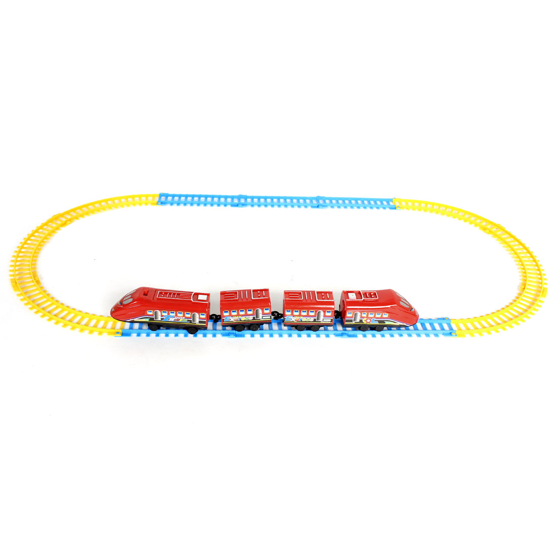 Orbital Battery Operate Train Track Toy Set for Children