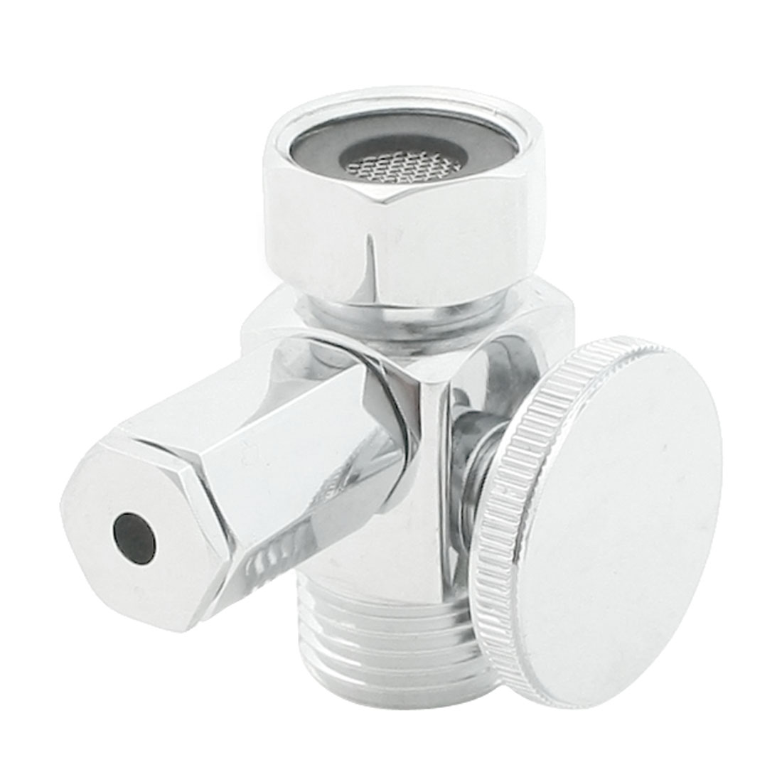 Fliter Mesh 3 Way Adjustable Hot Water Temperature Control Valve