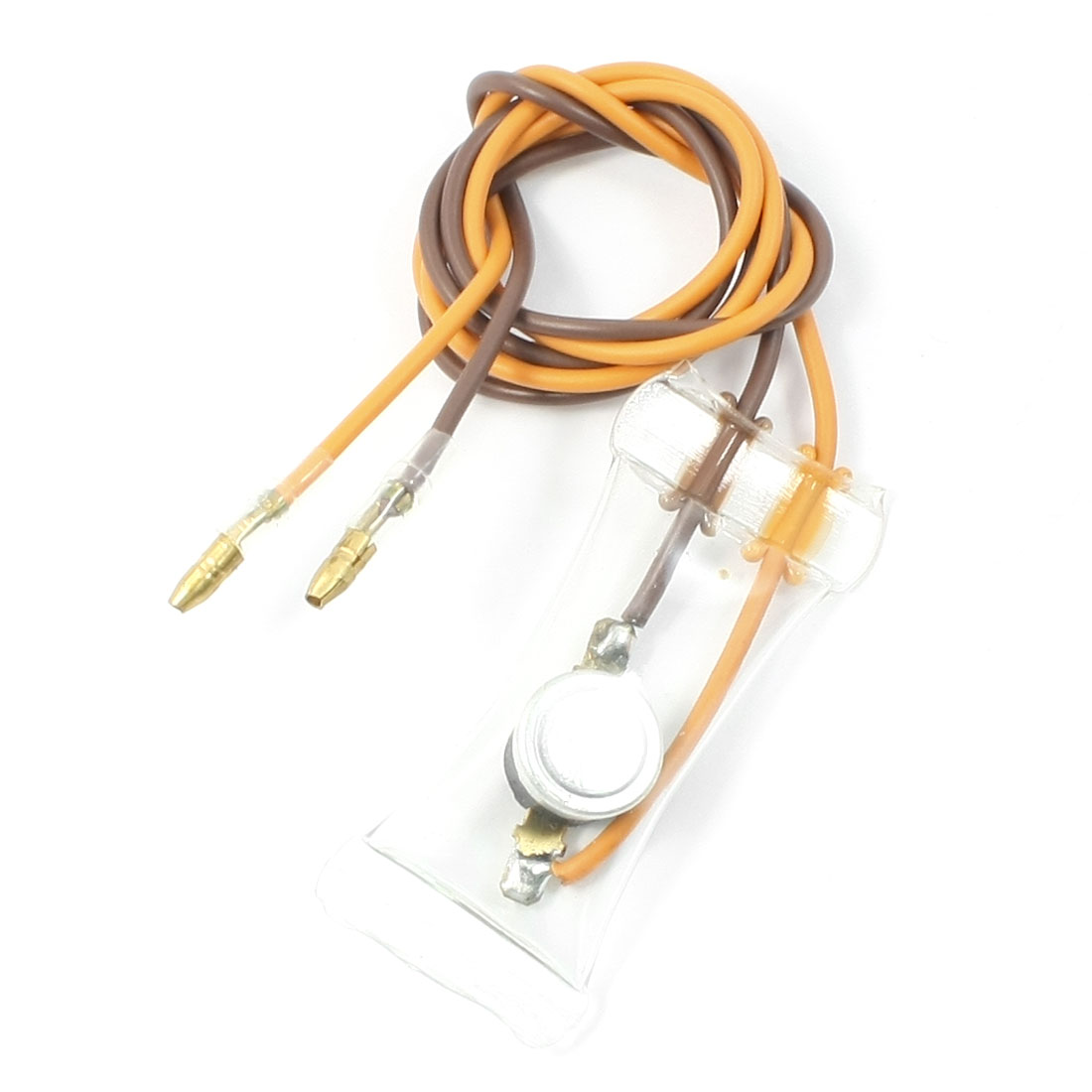 KSD-WB Model 2 Wire Lead Minus 7C Normal Open Refrigerator Defrost Thermostat
