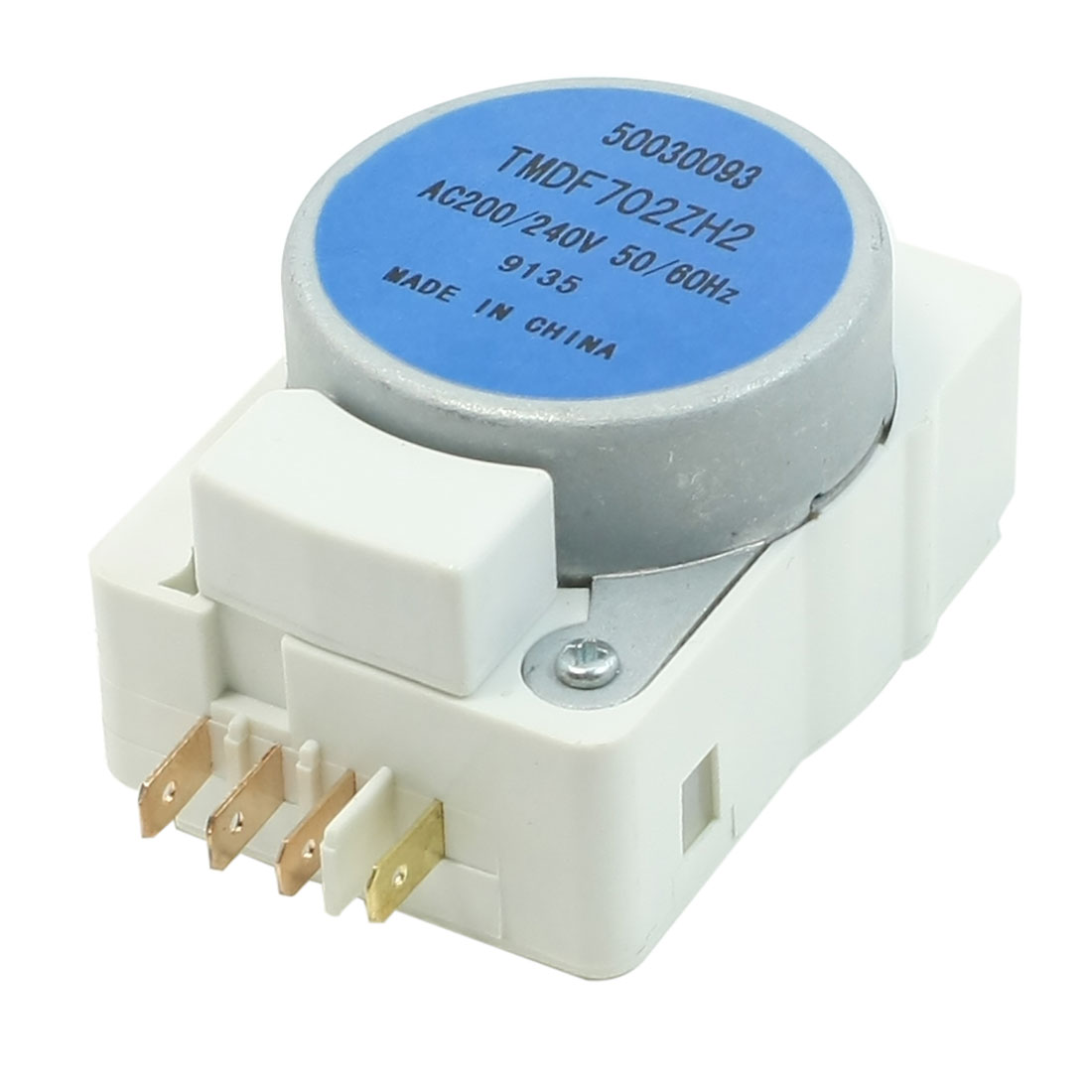 TMDF702ZH2 4 Pin Termials Refrigerator Defrost Timer AC 200V/240V