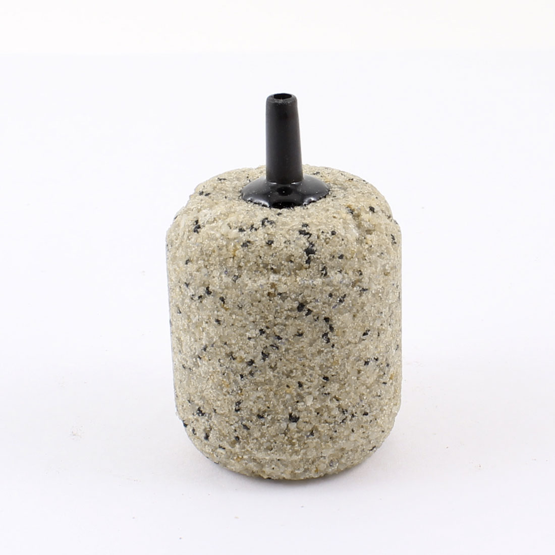 Sintered Beige Mineral Cylinder Bubbles Air Stone Airstone for Aquarium