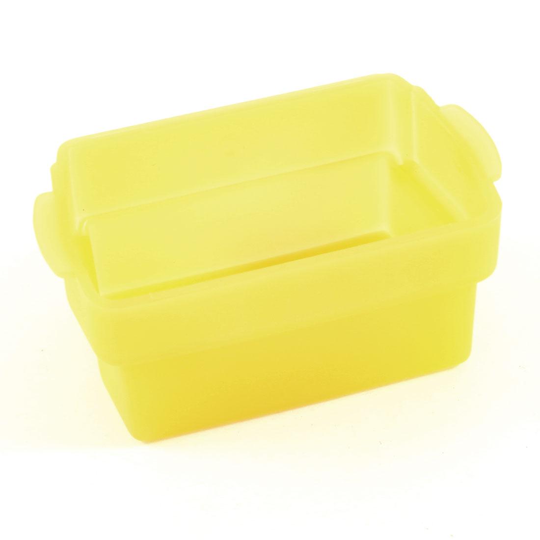 Yellow Digital Camera Photoflash Bounce Flash Diffuser for Nikon SB600