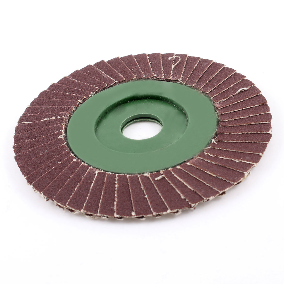 Replacement Single Side 100mm Outer Dia Abrasive Flap Disc Wheel