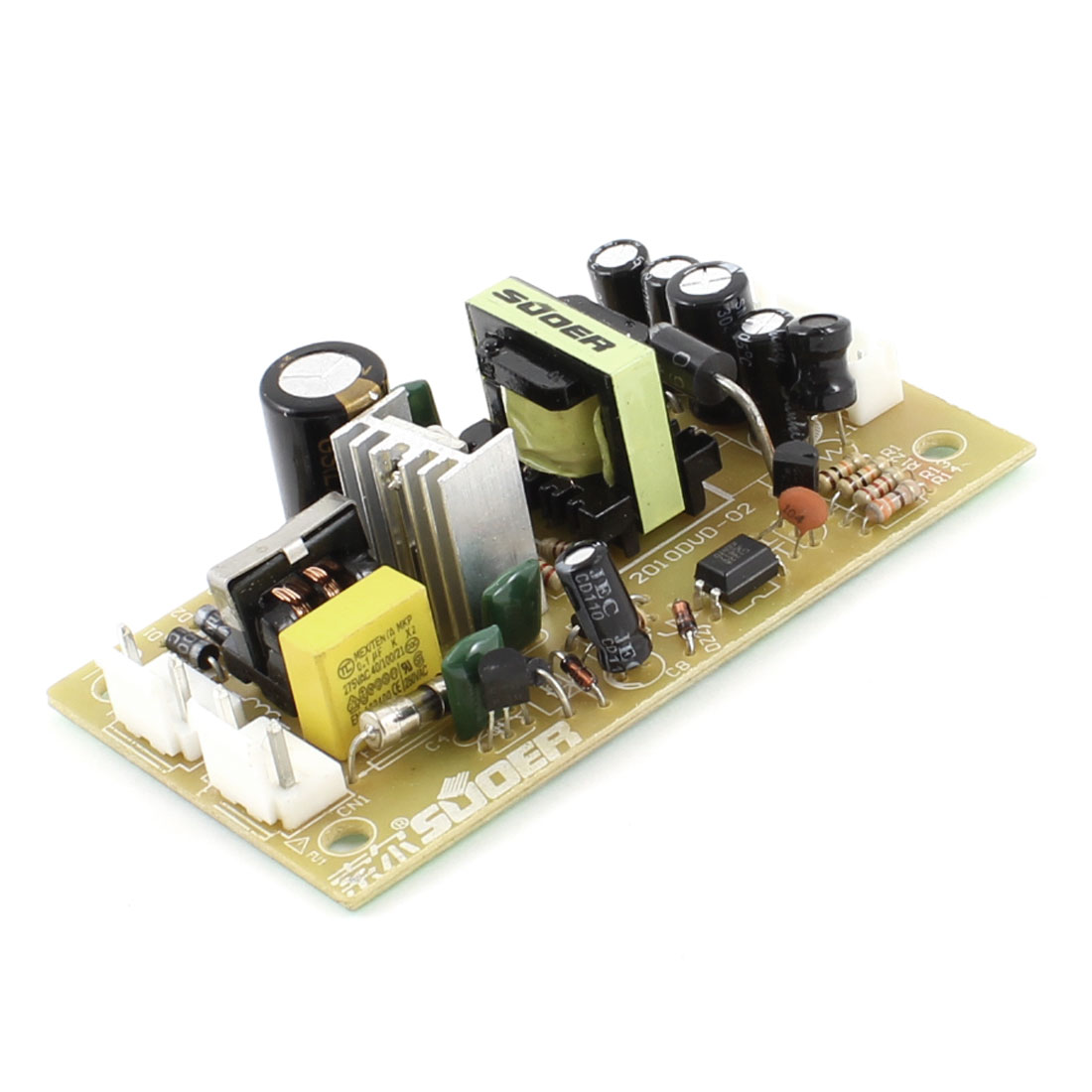 "Universal Spare Part Power Supply Board 3.3"" x 1.9"" x 0.9"" for DVD Players"