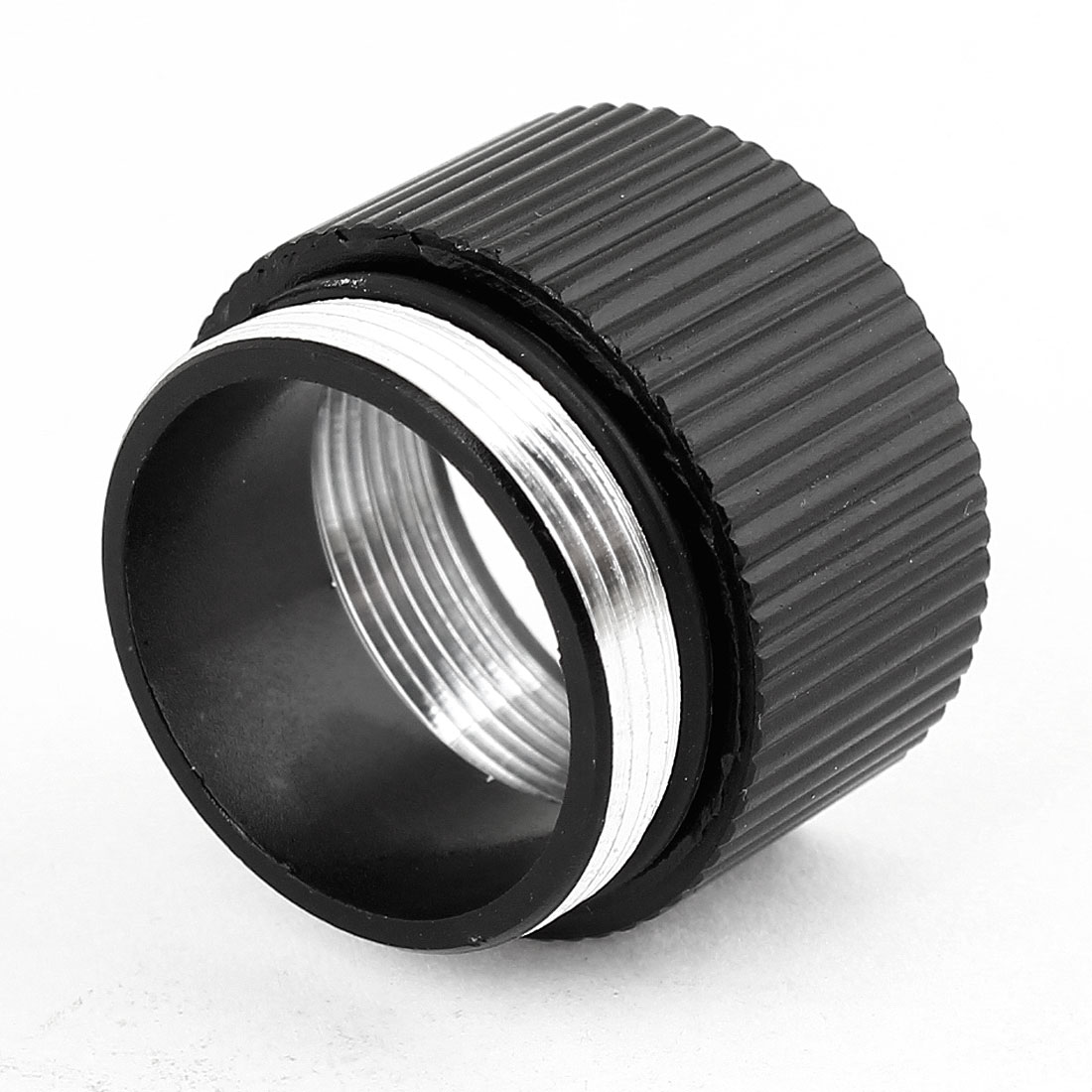 The Flashlight 18650 Lithium Battery Extension Tube Lengthened Central Adapter