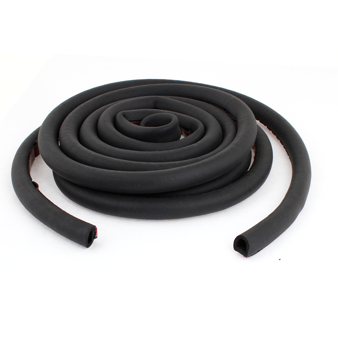 3.1 Meter Black Waterproof D Type Air Sealed Strip Sticker for Car Door
