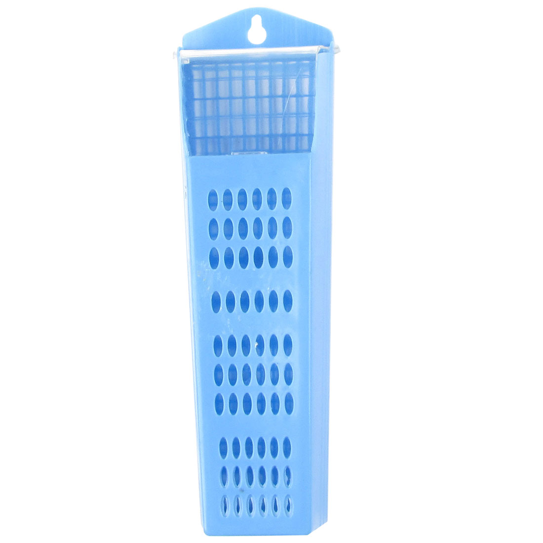 Home Kitchen Fork Spoon Chopsticks Holder Cage Case Dodger Blue