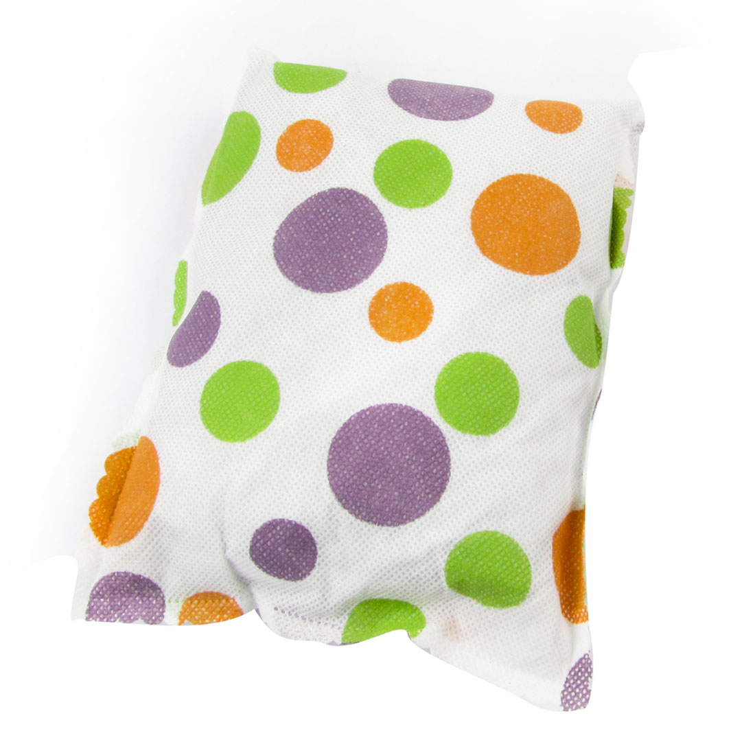 Assorted Color Dots Print Odor Absorber Air Deodorizer Freshener for Auto