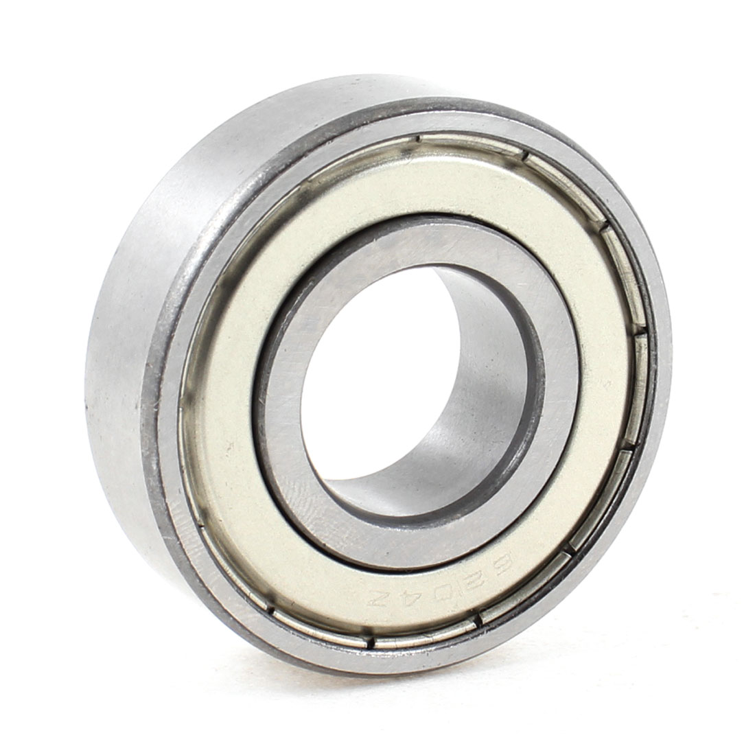 "0.8"" Inner Diameter Single Row Shields Deep Groove Ball Bearing 6204Z"
