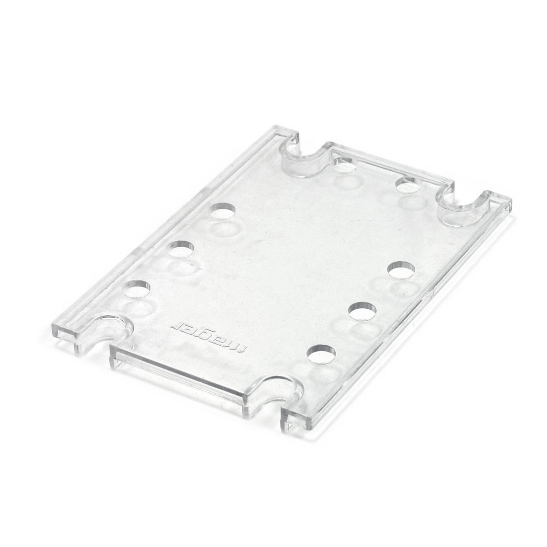 Replacement 3 Phase Solid State Relay Protector Cover Case