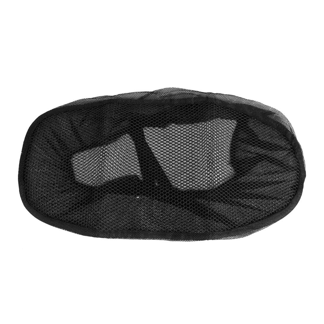 Black Mesh Type Tertolon Seat Cushion Size A for Ladies Electric Bike