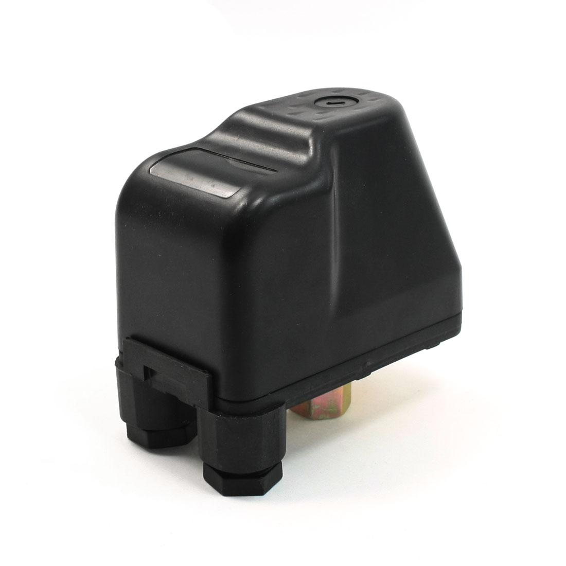 AC 250V IP44 Automatic Air Compressor Pressure Switch Control Valve