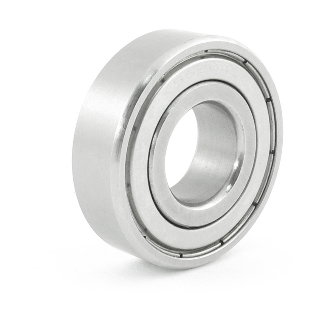 Stainless Steel 47mm x 20mm x 14mm Sealed Deep Groove Ball Bearing