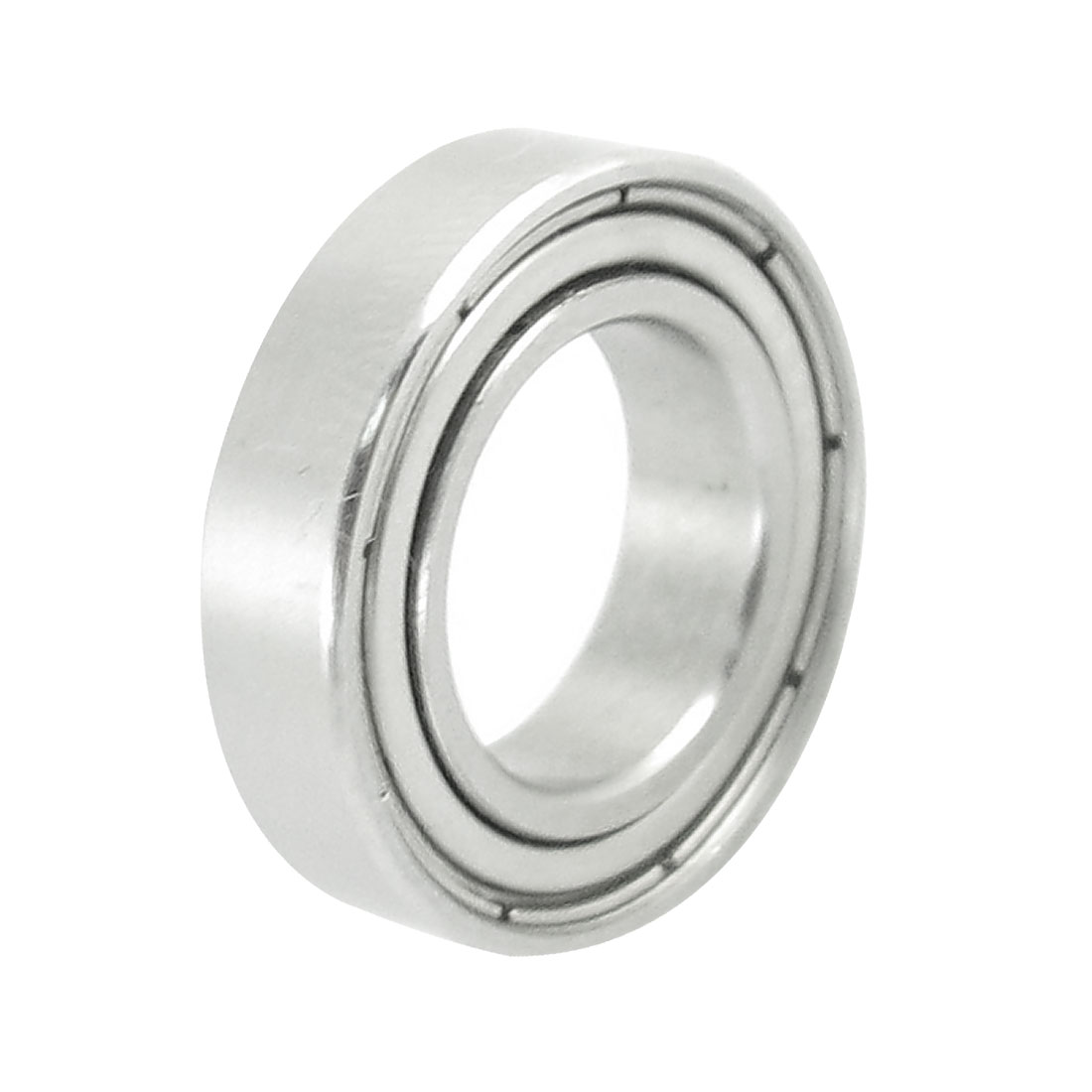 Stainless Steel 21mm x 12mm x 5mm Sealed Deep Groove Ball Bearing