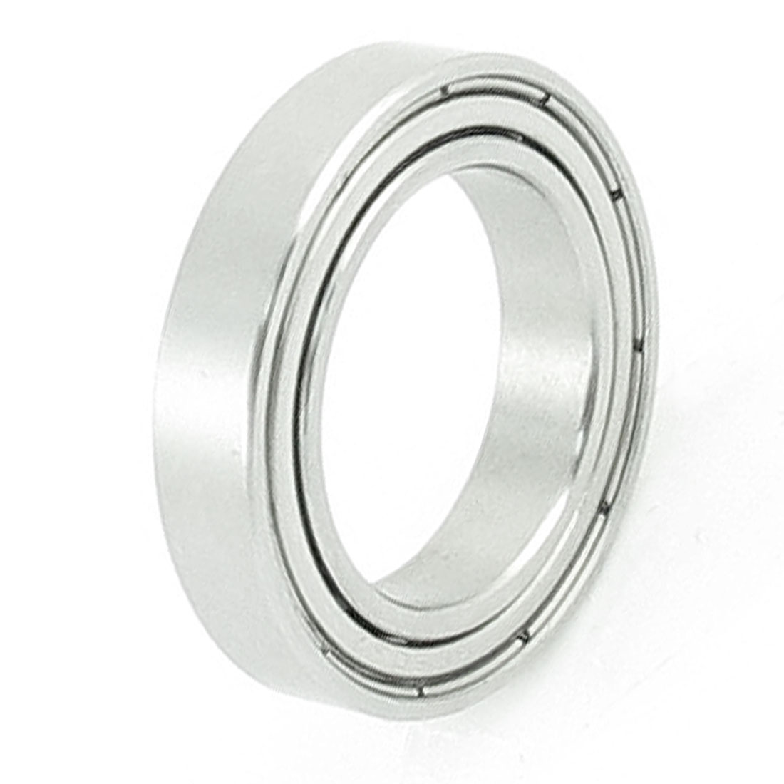 Stainless Steel 26mm x 17mm x 5mm Sealed Deep Groove Ball Bearing