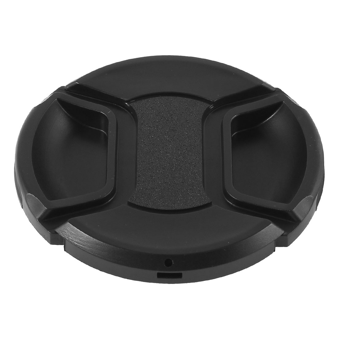 Univeral 67mm Center Pinch Front Lens Cap for DSLR Camera
