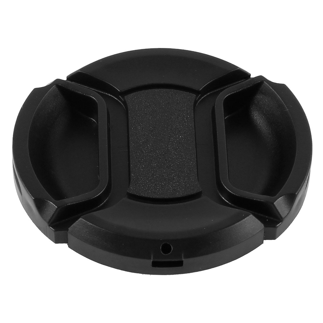Univeral 49mm Center Pinch Front Lens Cap Cover for DSLR Camera