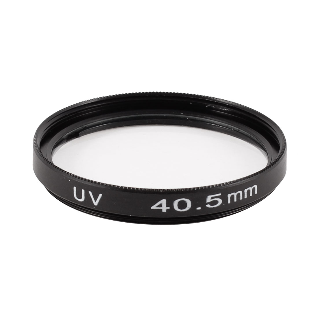 Digital Camera 40.5mm Multi Coated Protector Ultra-Violet UV Lens Filter Black