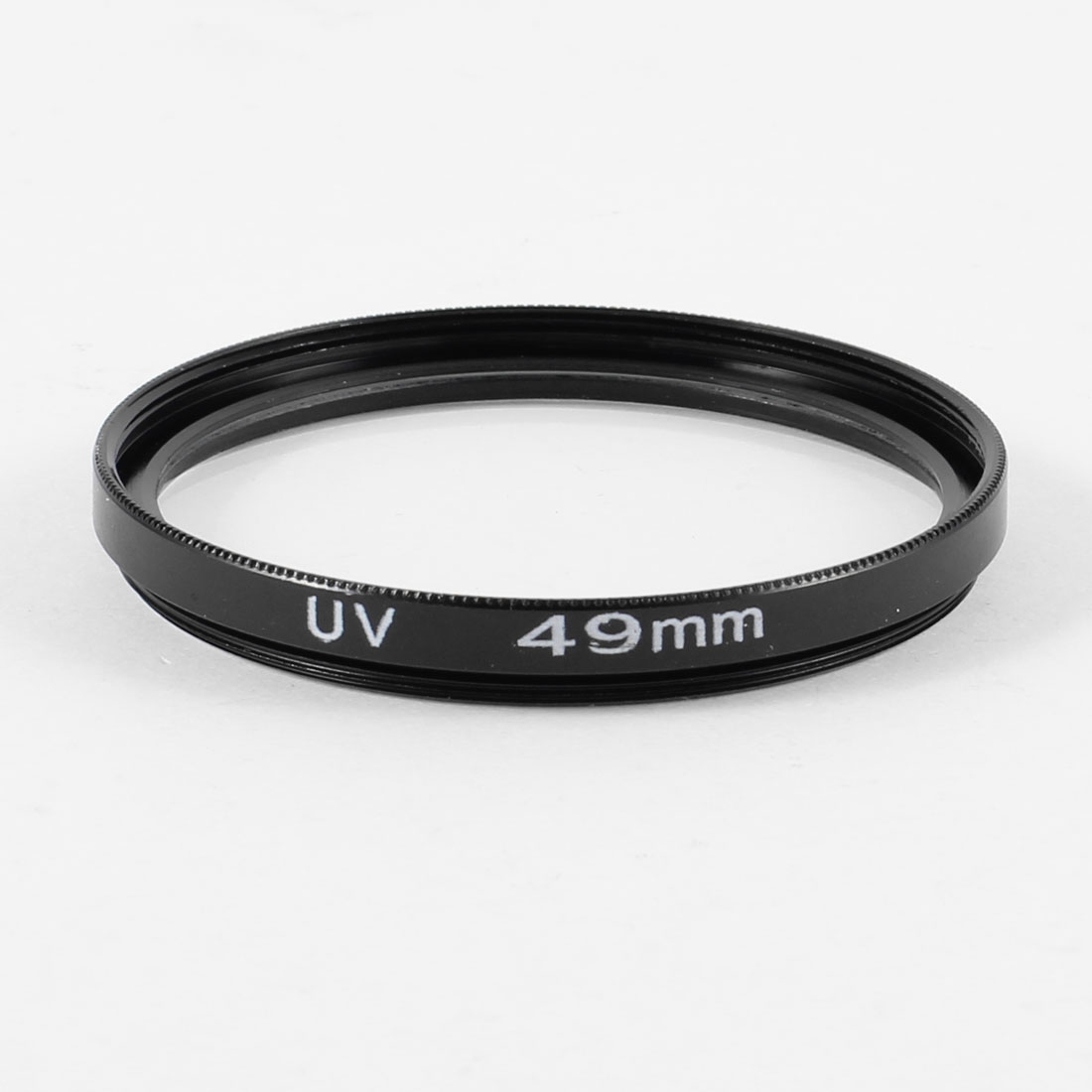 Digital Camera 49mm Multi Coated Protector Ultra-Violet UV Lens Filter Black