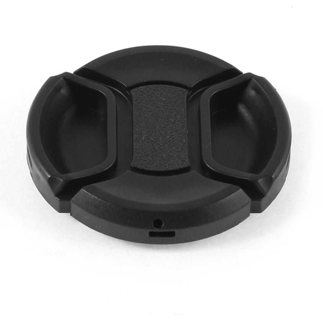Universal 46mm Center Pinch Front Lens Cap for DSLR Camera