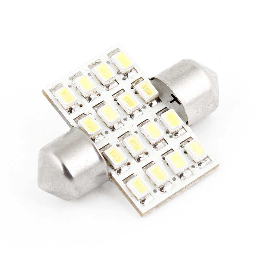 31mm Festoon 16 White 1206 SMD LED Interior Lamp for Auto Car