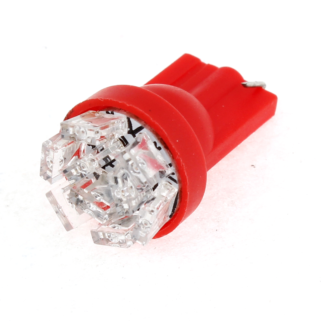 T10 W5W 280 Red 9 LED Vehicle Car Side Marker Light