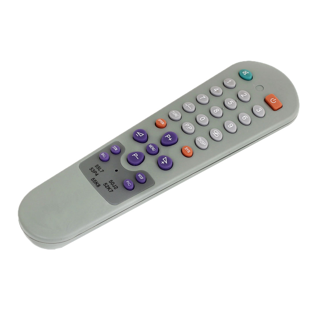 Universal TV Remote Replacing Controlling Controller for Hisense