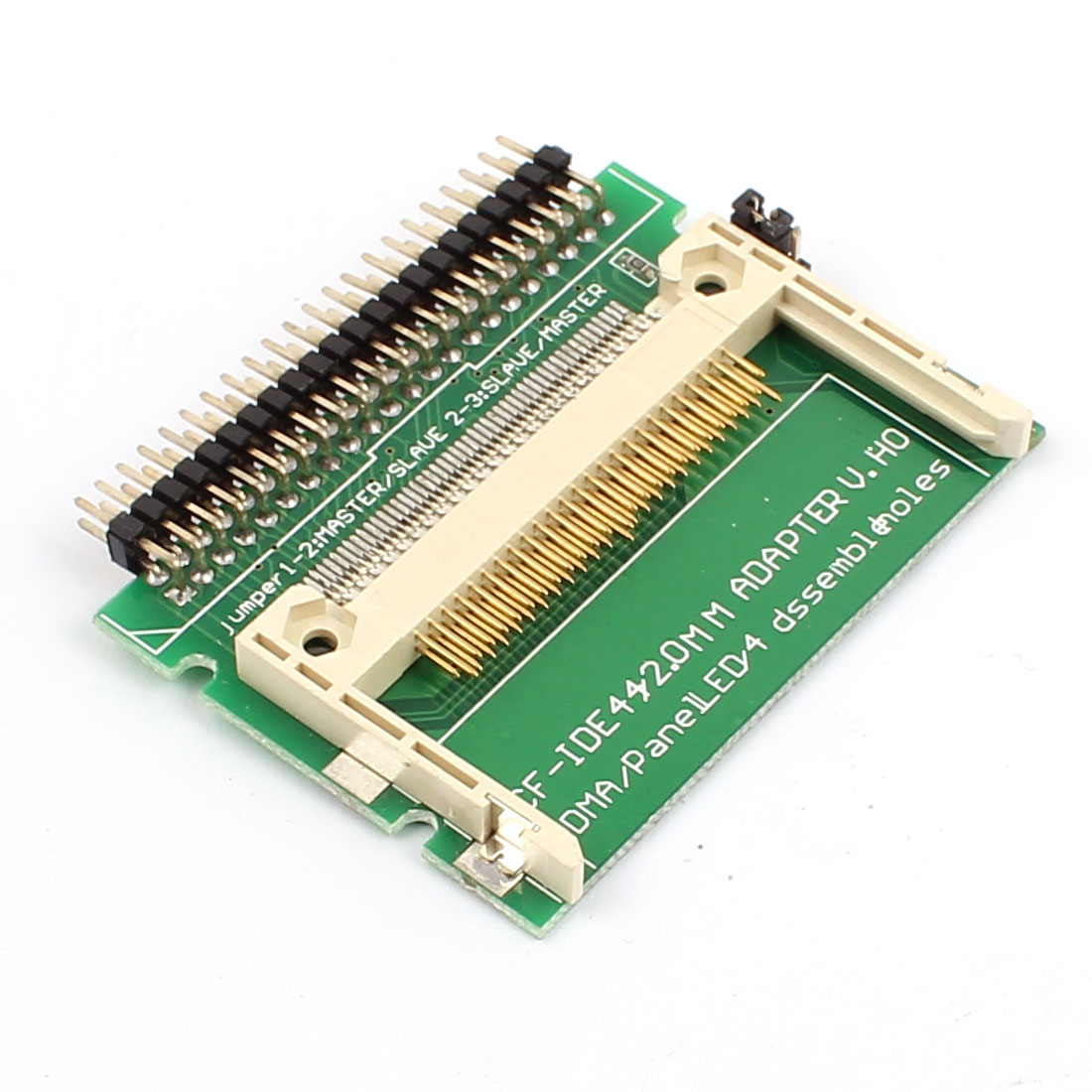 Compact Flash CF to 44 Pin Male IDE HDD Adapter Card Converter