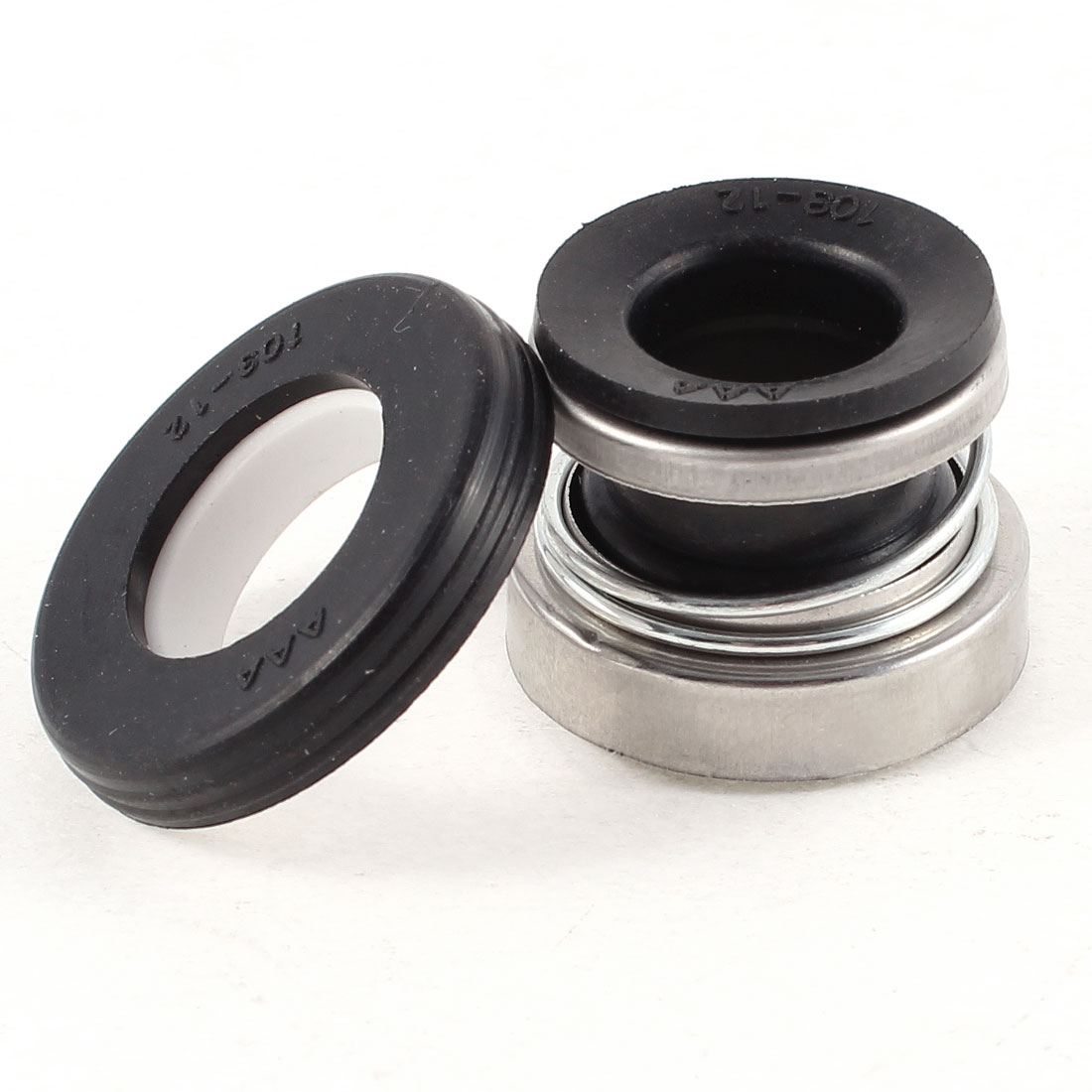 12mm x 26mm x 23mm Rubber Bellows Pump Shaft Sealing Mechanical Seal
