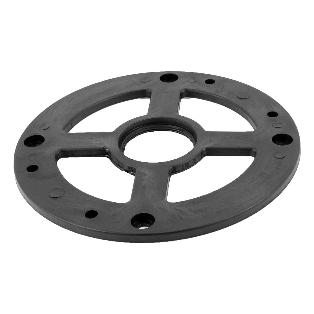 Round Black Plastic Replacement Base for Makita 3600 Plunge Router
