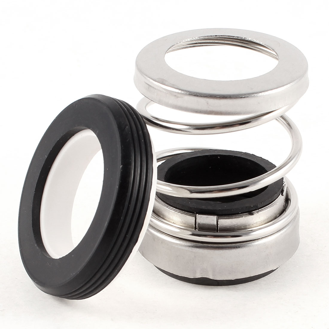 BIA-19 19mm Inner Diameter Single Coil Spring Bellows Mechanical Seal