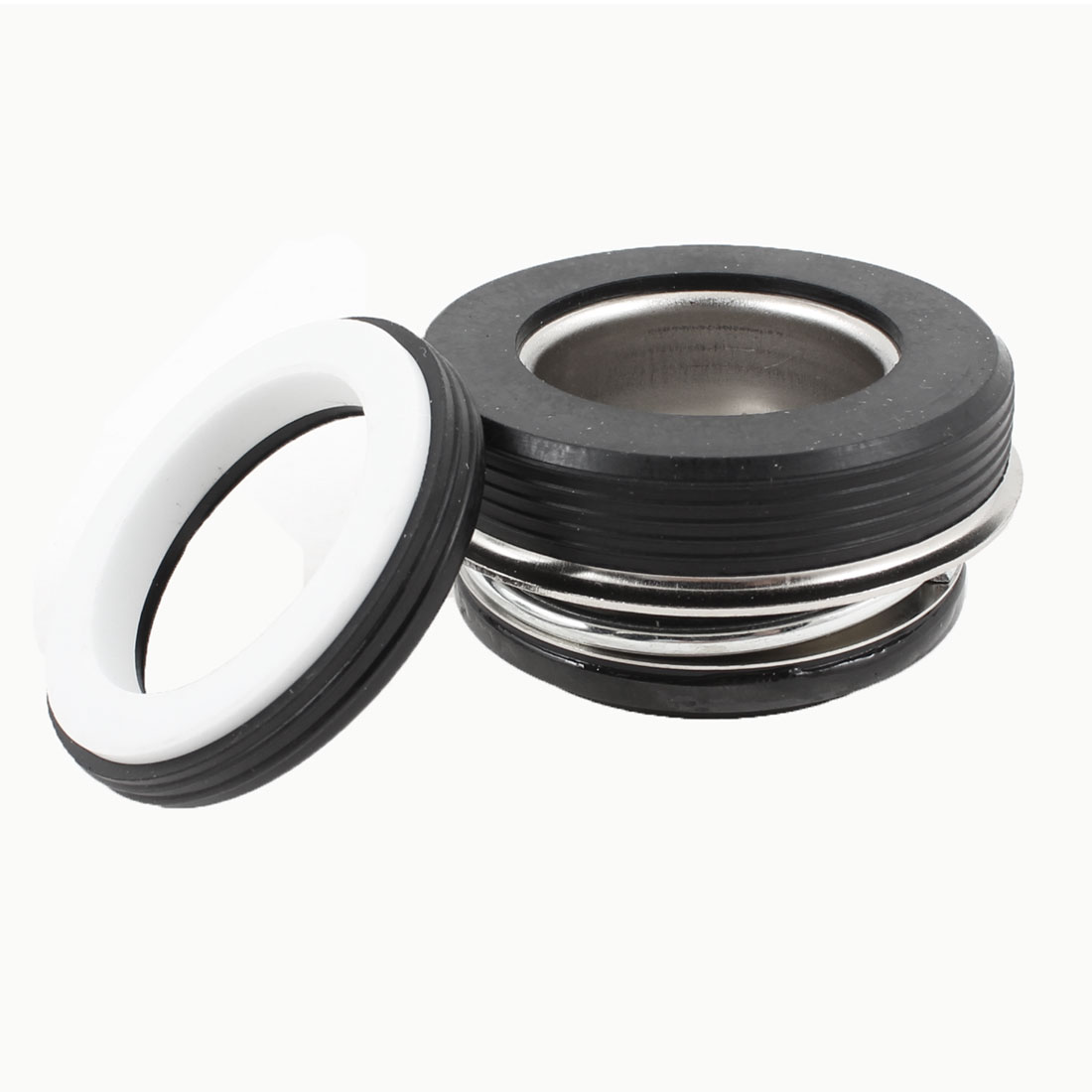 Coiled Spring Rubber Bellow Sealing 30mm Internal Diameter Mechanical Seal