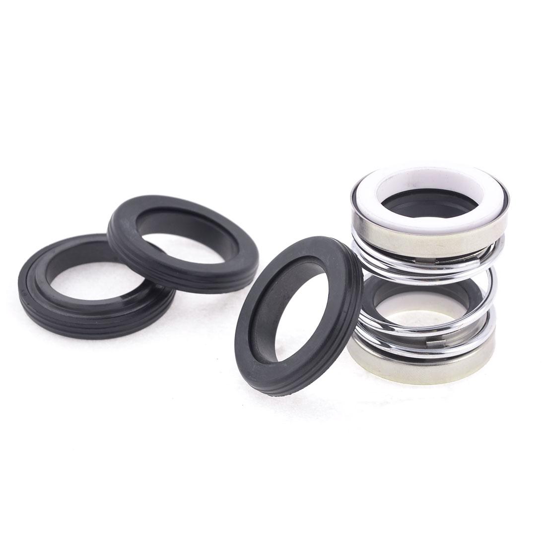 202-25 25mm Internal Dia Rubber Bellows Coil Water Mechanical Seal