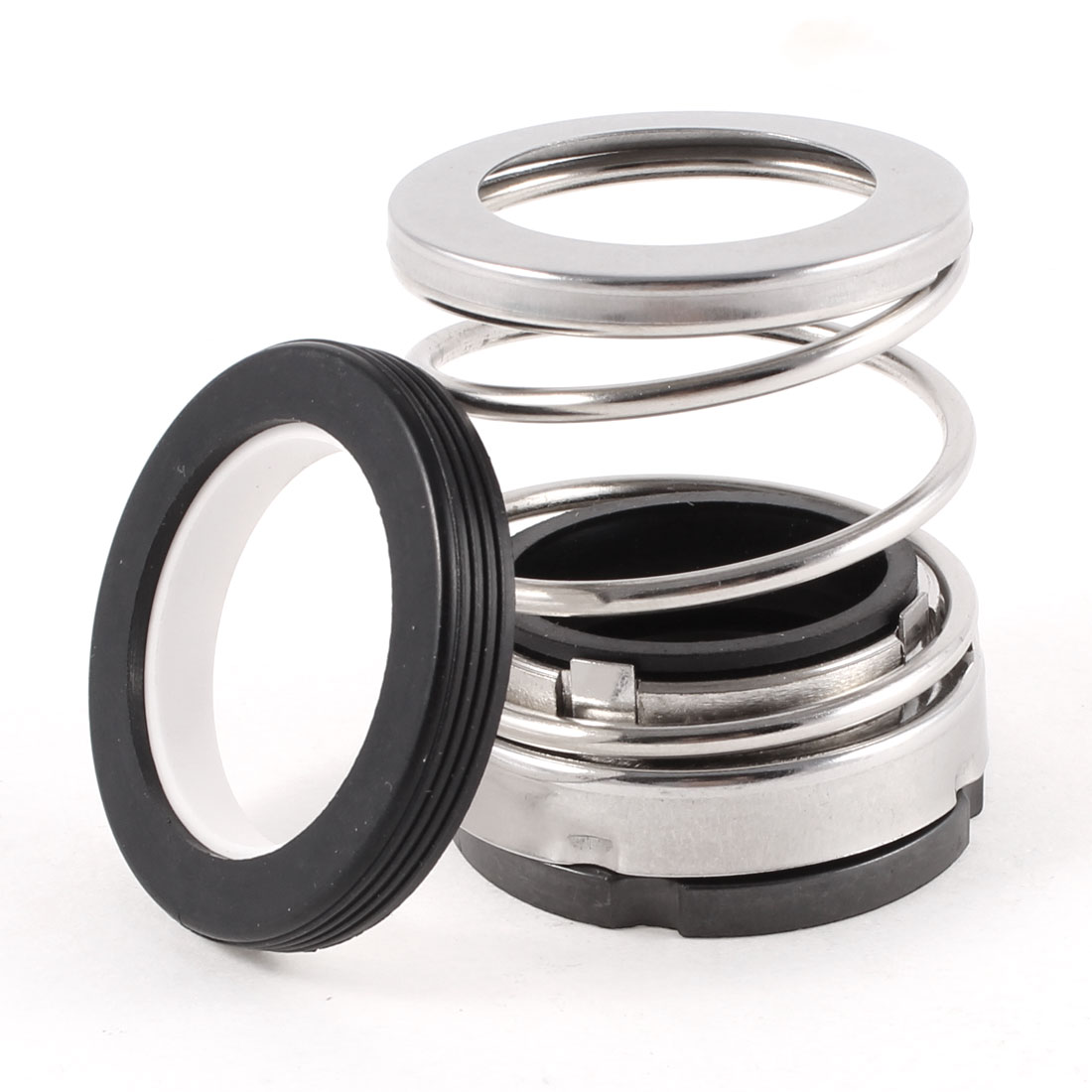BIA-28 28mm Inner Diameter Single Coil Spring Bellows Mechanical Seal