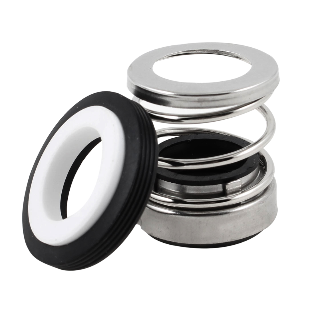 18mm Diameter Coiled Spring Rubber Bellow Pump Mechanical Seal BIA-18