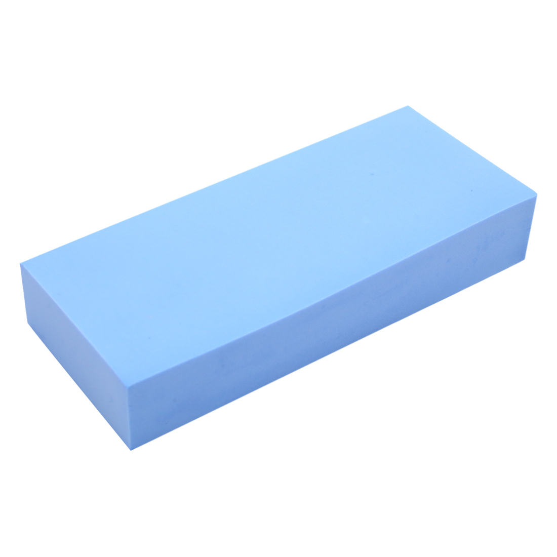 Vehicle Car Cleaning Tool PVA Suction Sponge Block Pad Blue 16.5cm x 7cm x 3.5cm