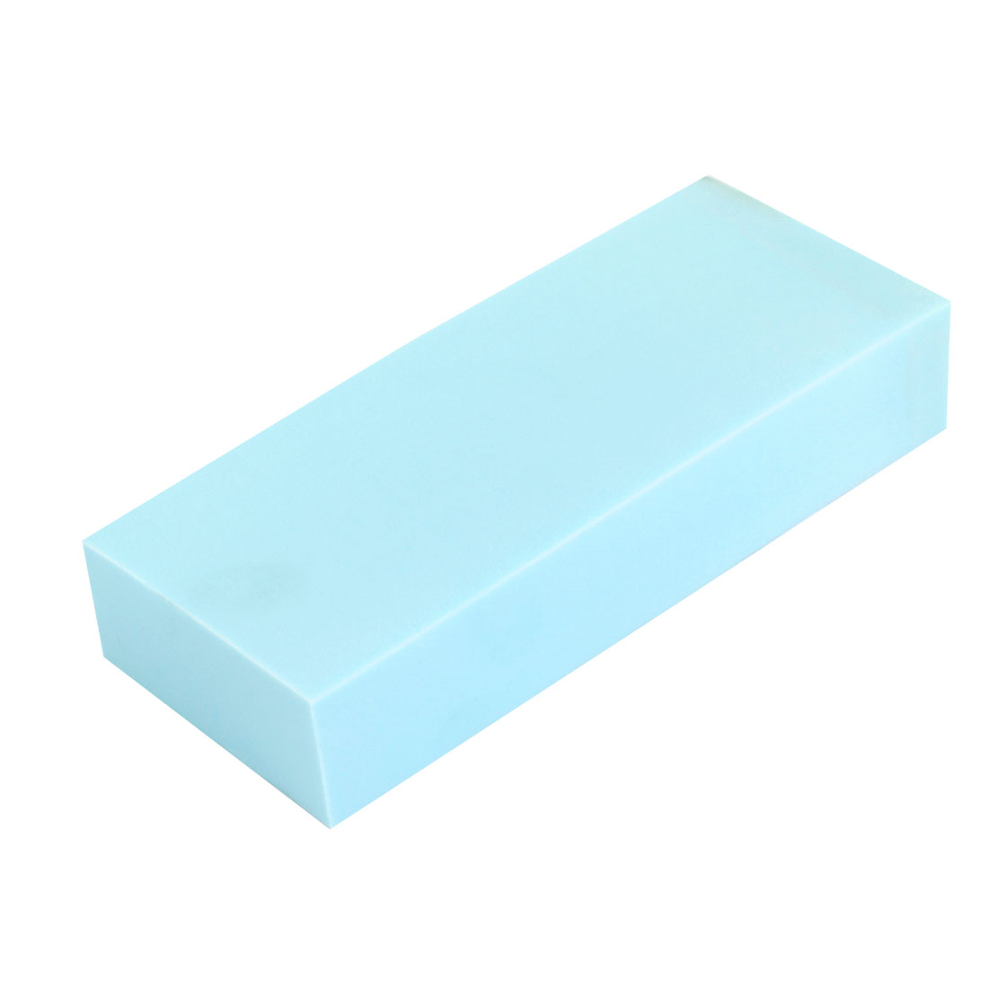 Auto Car Baby Blue PVA Sponge Block Pad Washing Cleaning Tool 18cmx7.5cmx3.5cm